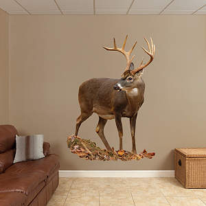 Deer Fathead Wall Decal